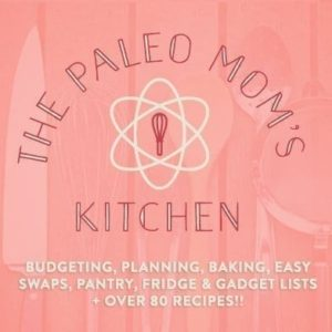 paleo mom kitchen