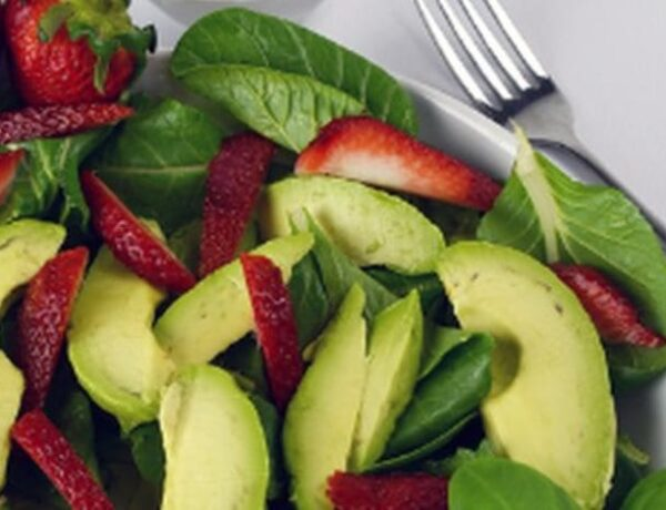 super avocado salad