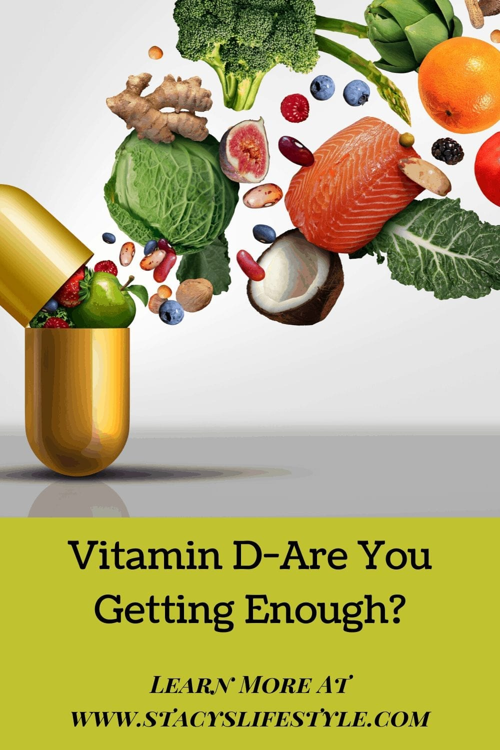 Vitamin D-Are You Getting Enough_