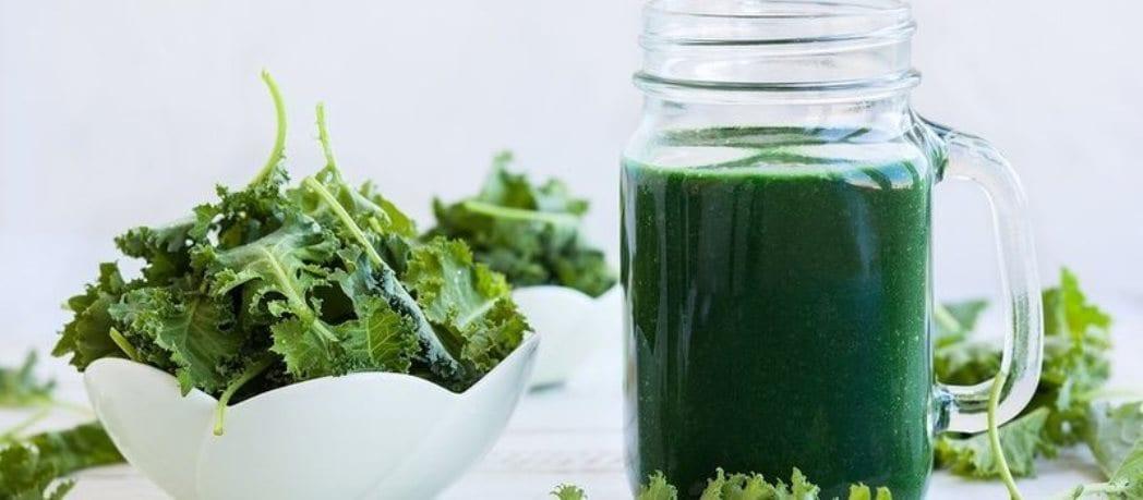 Kale Clean Up