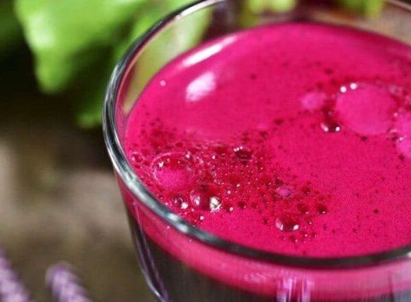 Purple People Eater Juice