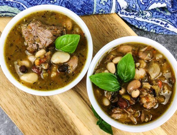 15 Bean Hearty Soup