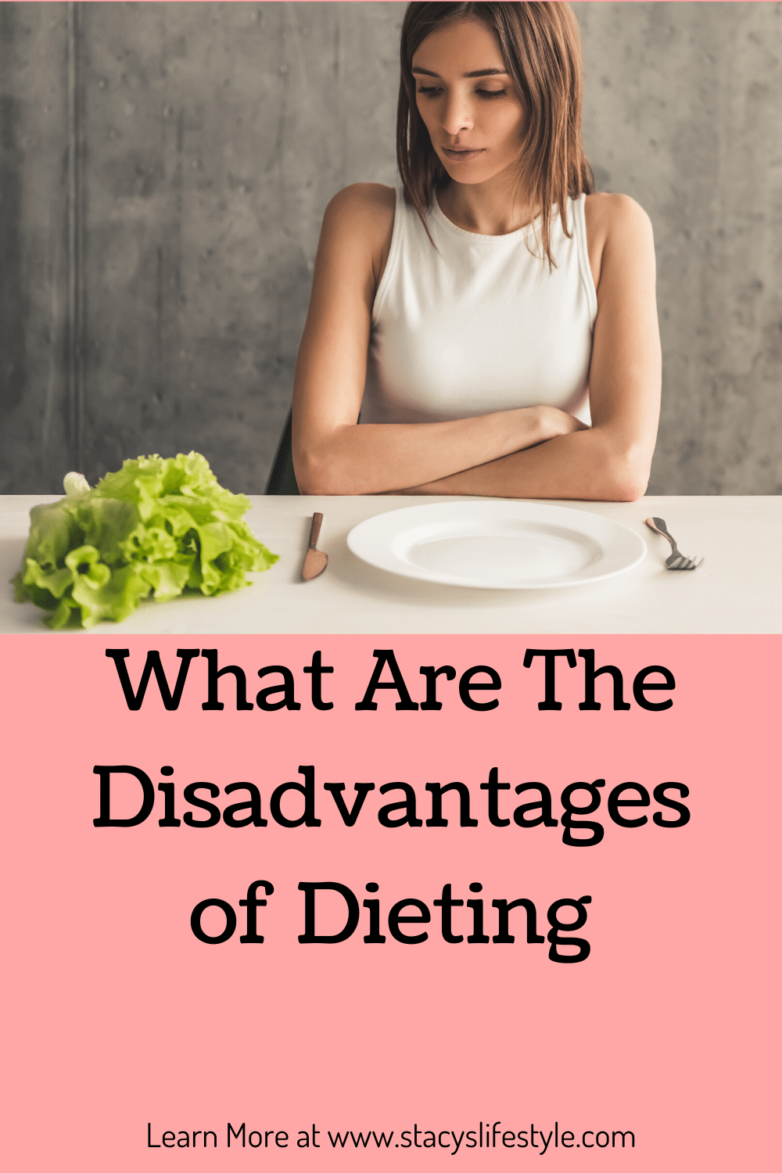 Disadvantages of Dieting