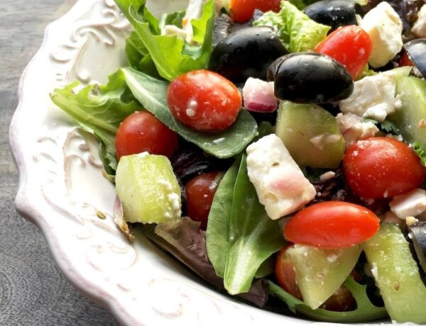Hearty Greek Salad