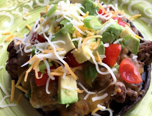 Taco mushroom