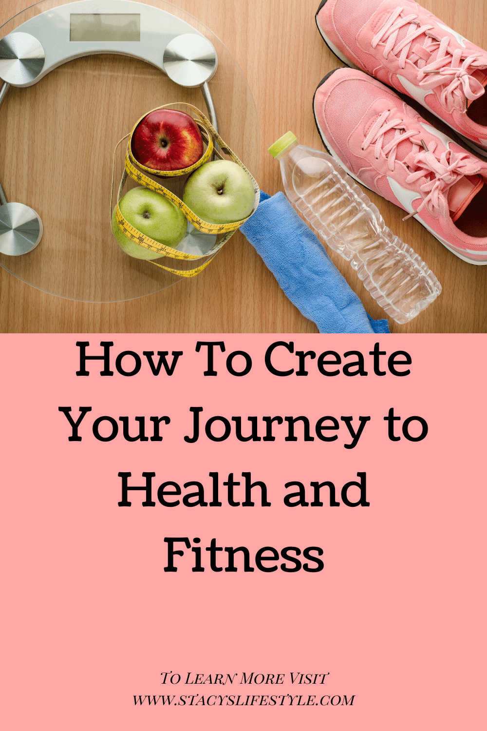 How To Create Your Journey to Health and Fitness