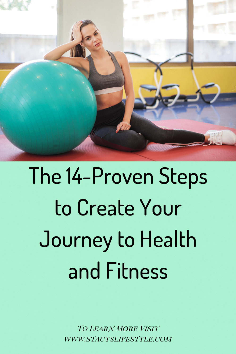 The 14-Proven Steps to Create Your Journey to Health and Fitness