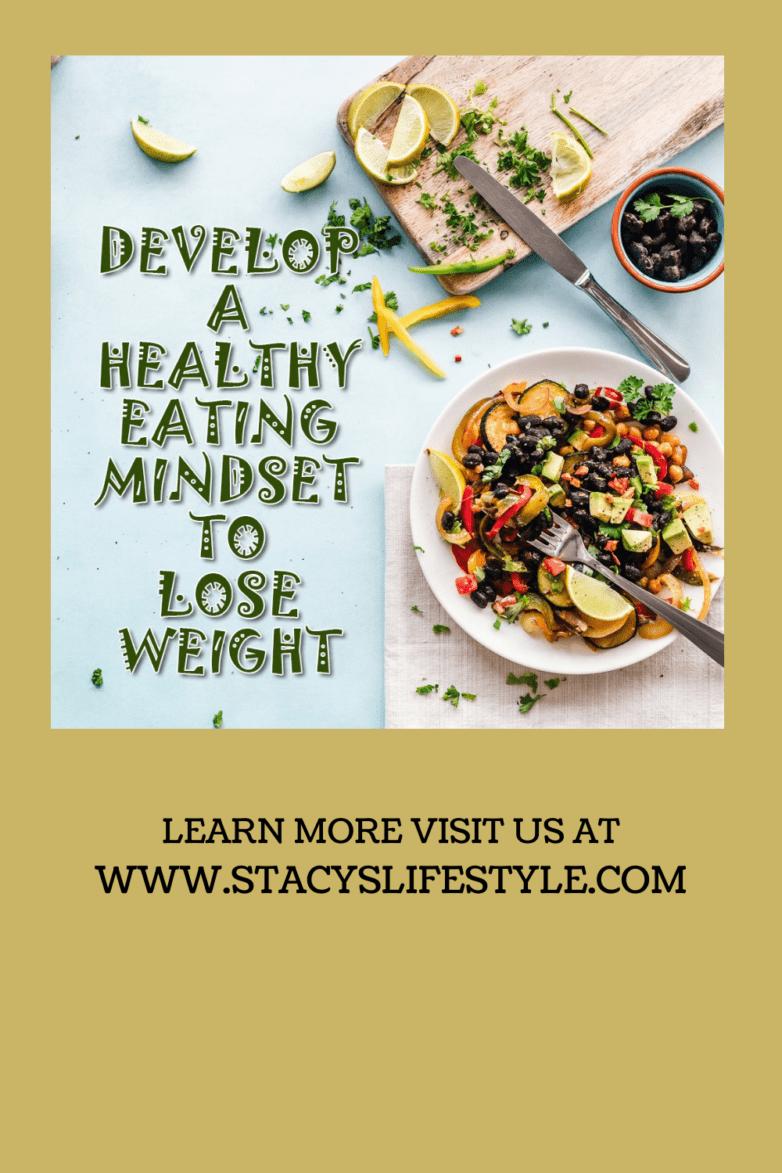 develope healthy mindset