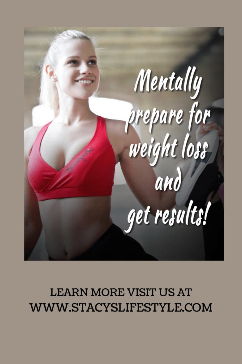 mentally prepare weight loss