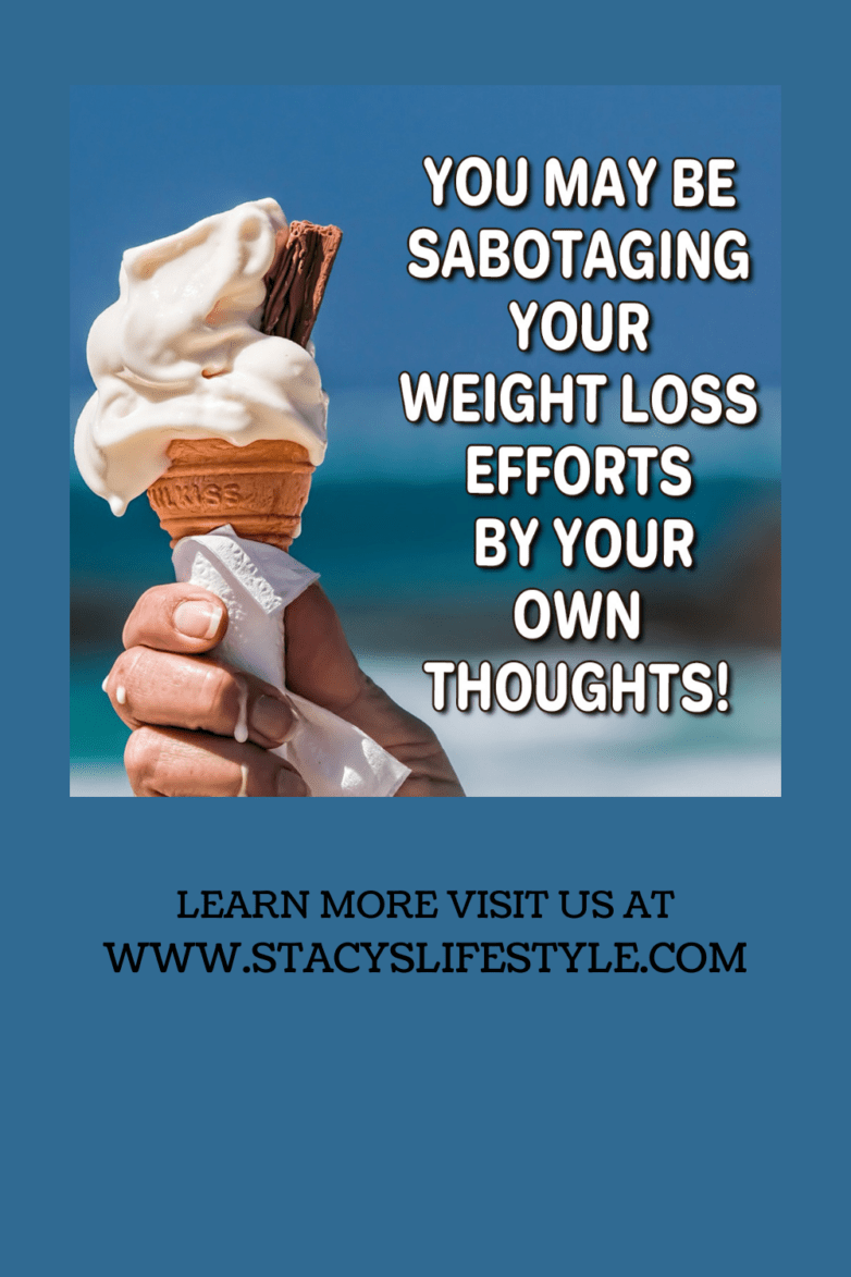 sabotaging weight loss